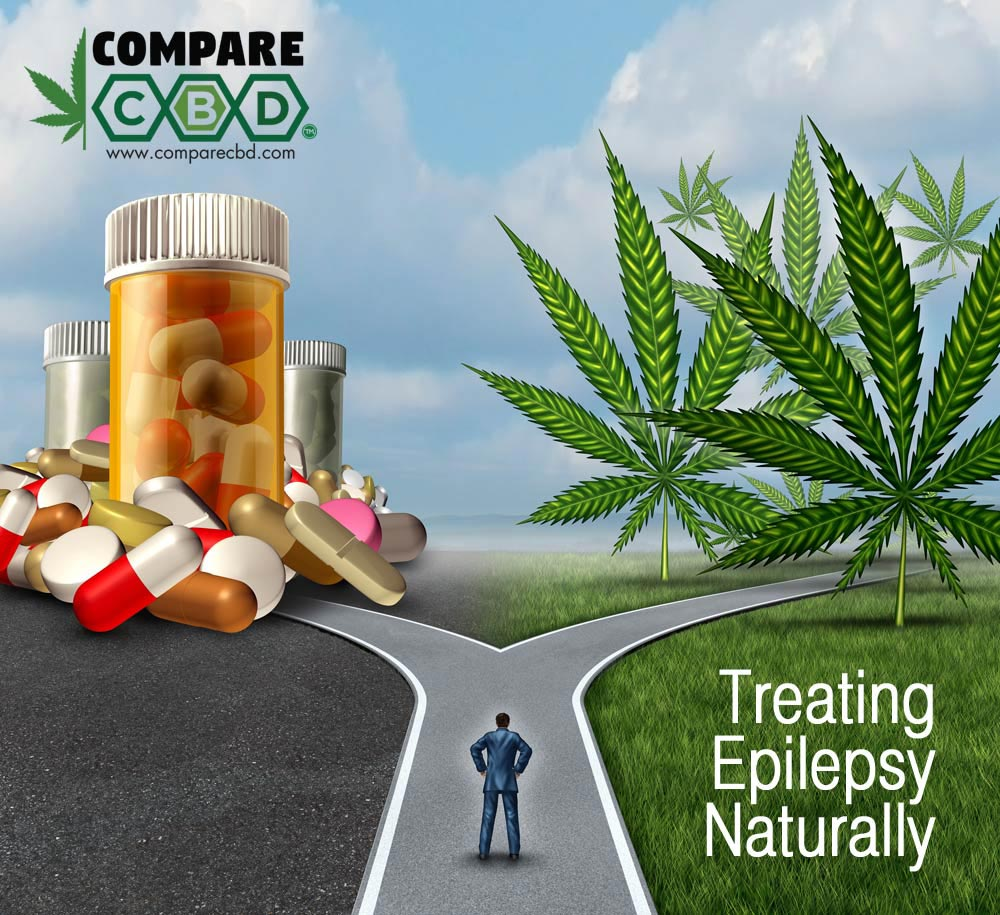 Treating Epilepsy Naturally, Buy CBD Oil Online, Compare CBD