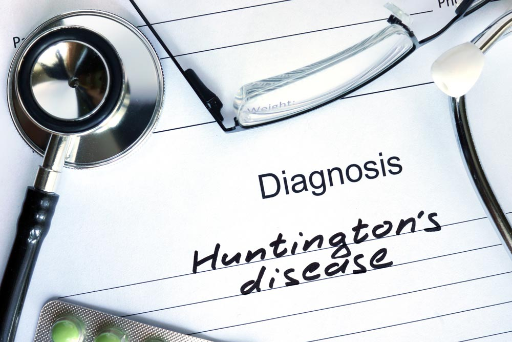 Huntington's Disease, CBD, THC, Research, Clinical Study