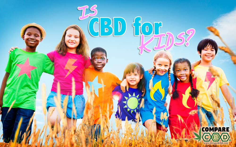 children, cbd for kids, buy cbd oil for children, compare cbd