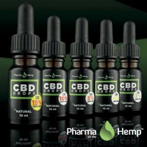 Buy CBD Oil Online, Buy PharmaHemp