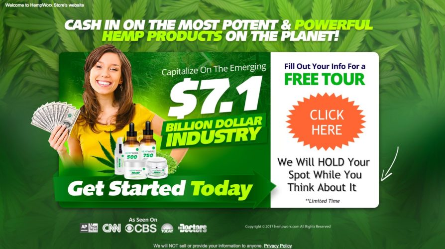 how to start a cbd oil business from home, join hempworx