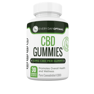CBD Gummies 10mg - Every Day Optimal CBD