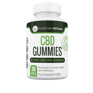 CBD Gummies 15mg - Every Day Optimal CBD