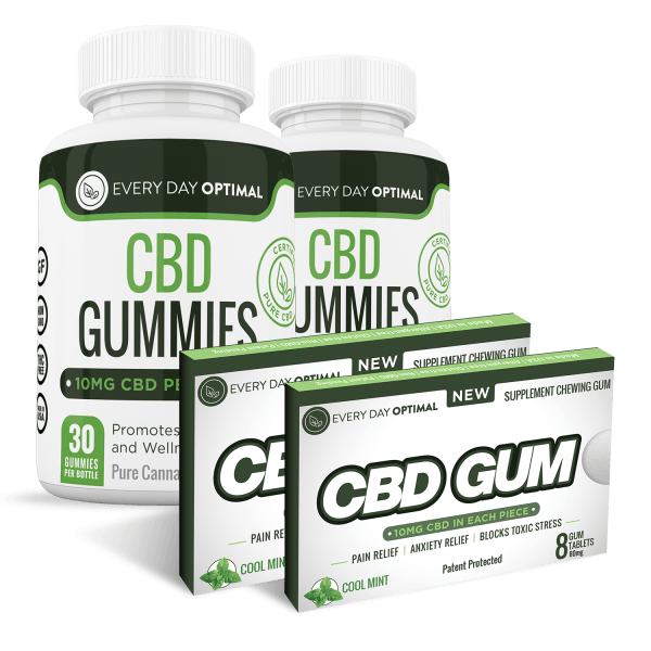 Value Pack #2 760mg - Every Day Optimal CBD