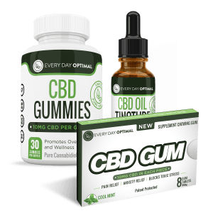 CBD Value Pack #3 680mg - Every Day Optimal CBD