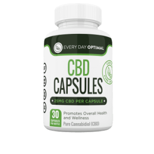 Pure CBD softgels - Every Dy Optimal CBD