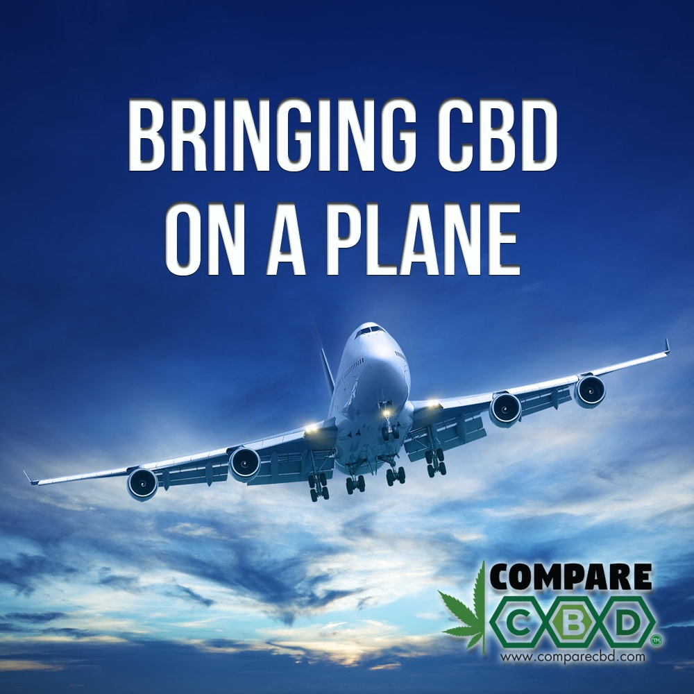 Bringing CBD on a Plane, Air Travel CBD, Travelling with CBD