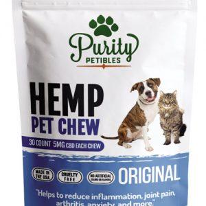 Hemp Pet Treats, Purity Petibles Chews, Pet CBD, Buy CBD for Pets, Buy CBD, Compare CBD