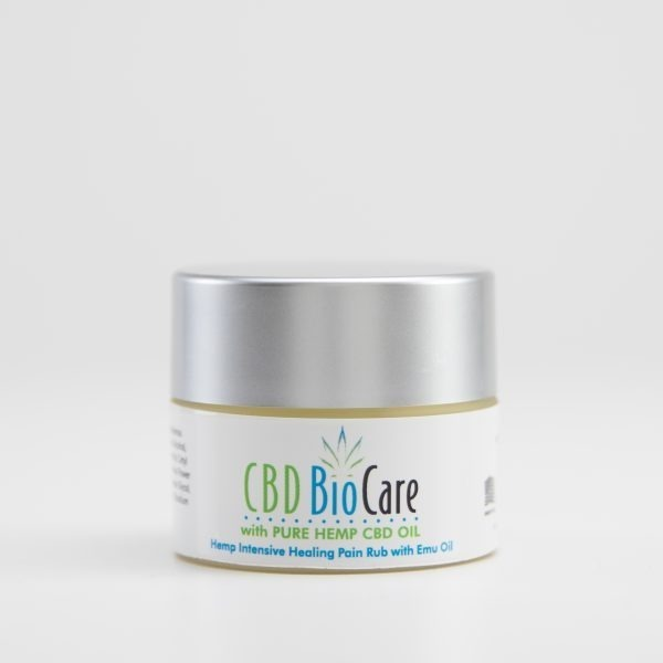 CBD Bio Care - 1oz Pain Cream
