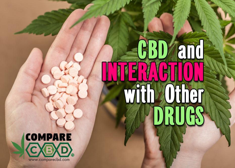 interaction, CBD, drugs, compare cbd, cbd oil