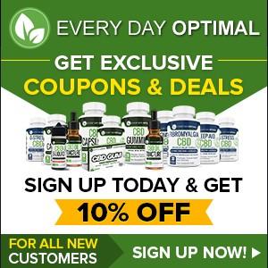 Everyday Optimal CBD, CBD Shop, Buy CBD Online