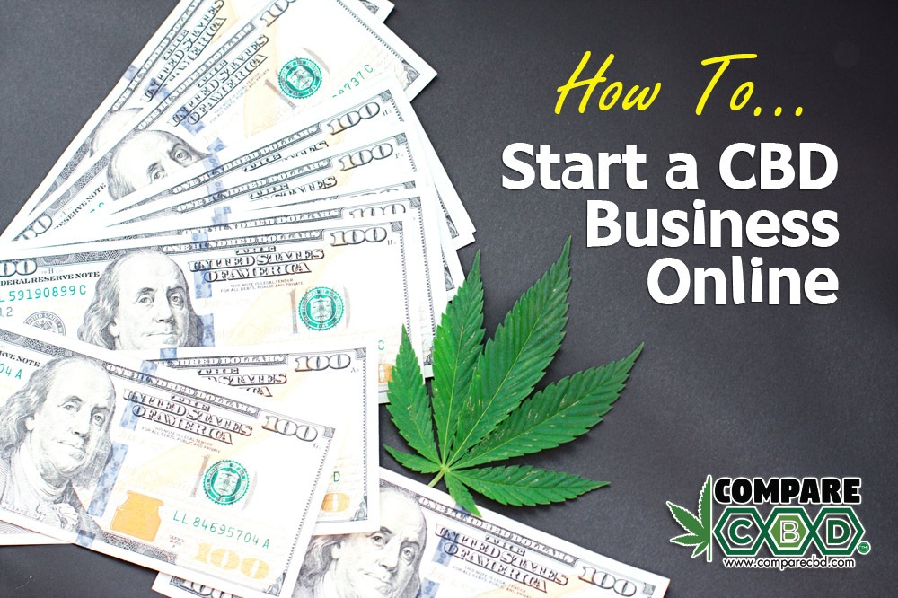 Start a CBD Oil Business Online