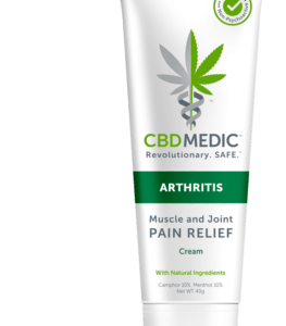CBD Pain Relief Cream - CBD Medic