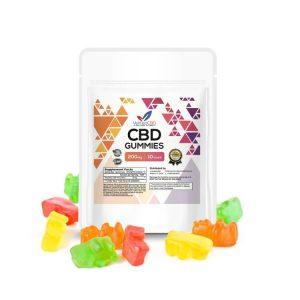 Verified CBD - 200mg CBD Gummies