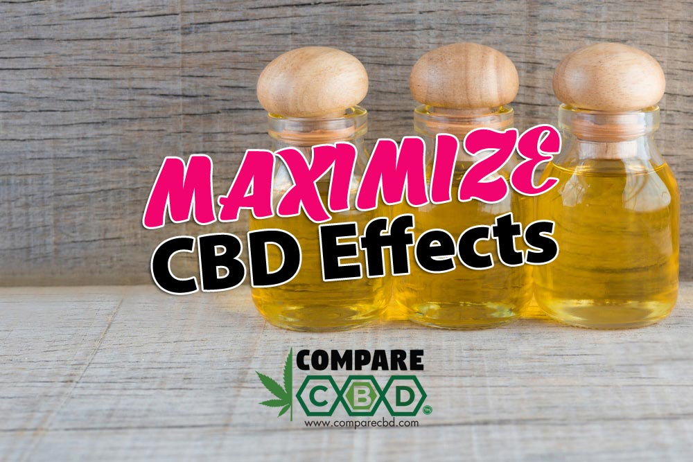 bioavailability, CBD. maximize effects