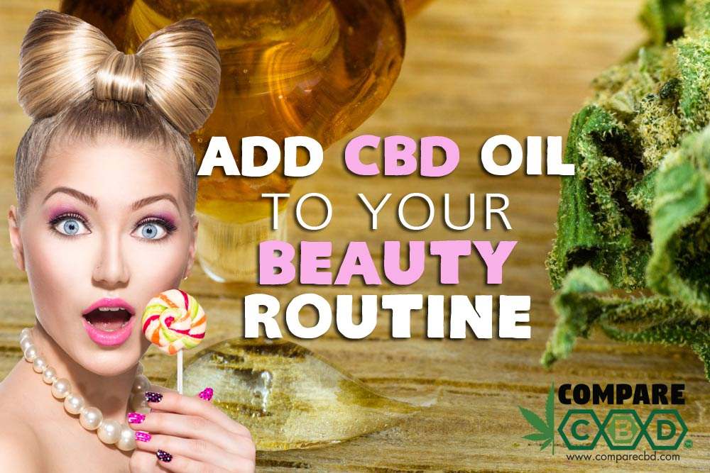 CBD Beauty Product