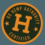 HempWorx Certified Seal US Hemp Authority