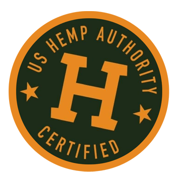 HempWorx Certified Seal US Hemp Authority
