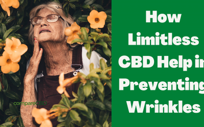 How Limitless CBD Help in Preventing Wrinkles