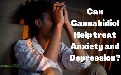 Can Cannabidiol Help treat Anxiety and Depression?