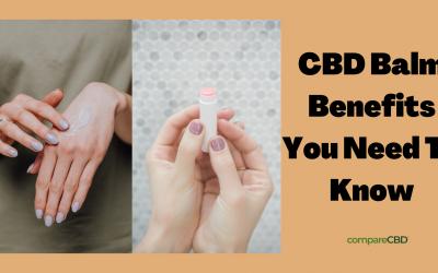 CBD Balm Benefits You Need To Know